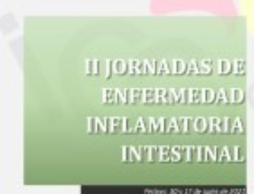 II JORNADAS DE ENFERMEDAD INFLAMATORIA INTESTINAL