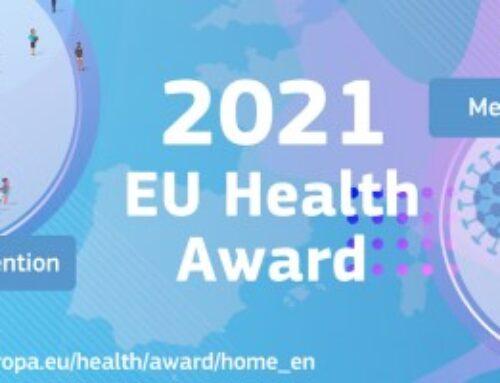Premio de Salud de la UE 2021